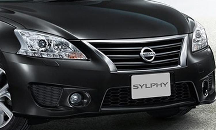 ระจังหน้า Nissan Sylphy
