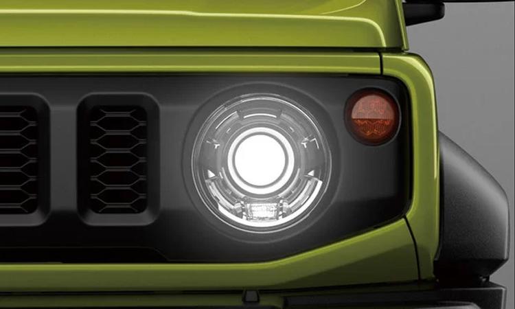 ไฟหน้า Suzuki Jimny 2020