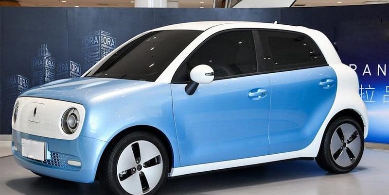 ORA R1 รถยนต์ไฟฟ้า รถยนต์ที่ถูกที่สุดในโลก 3