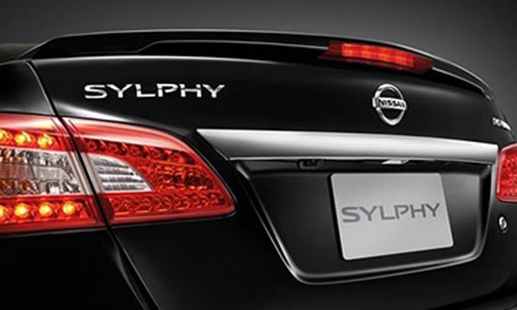 ท้าย Nissan Sylphy