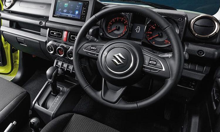 พวงมาลัย Suzuki Jimny 2020