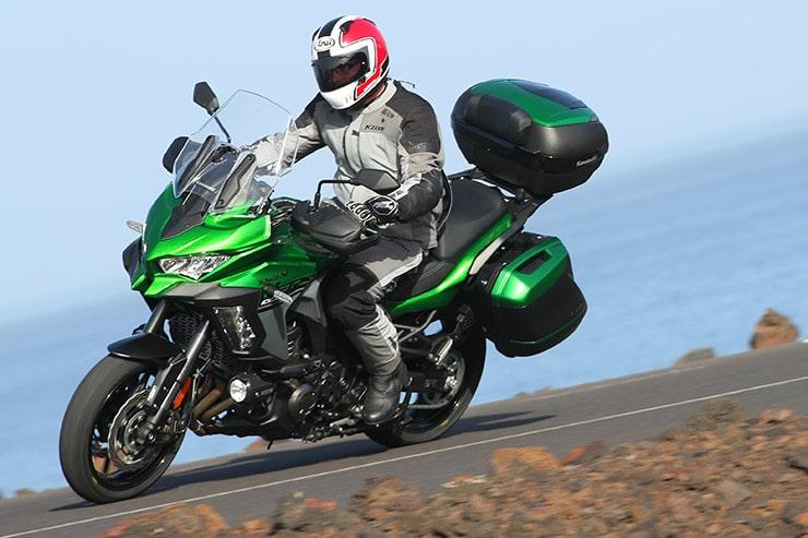 ข้อมูลสเปค ตารางผ่อนดาวน์ Kawasaki Versys 1000 SE 2019