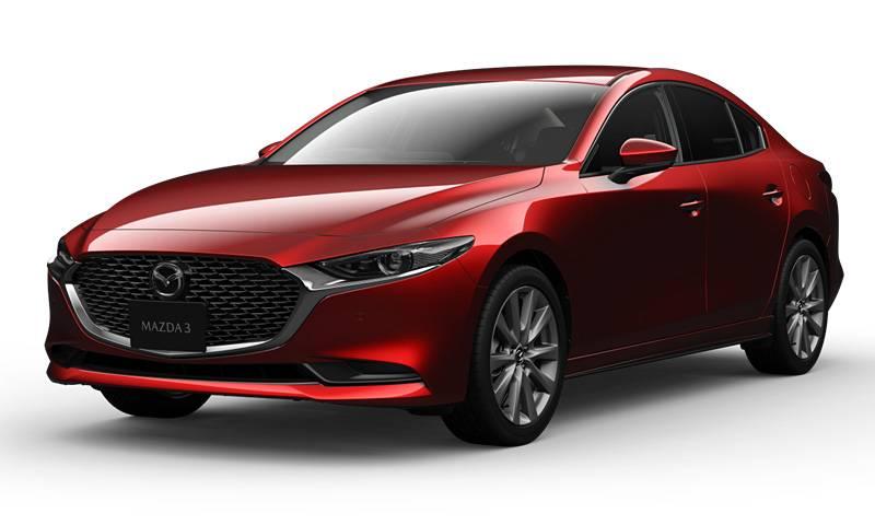 พบกับ All-new Mazda3 2020 ในเวอร์ชั่นญี่ปุ่นทั้ง 8 สี สีไหนน่าซื้อกว่ากัน? 2