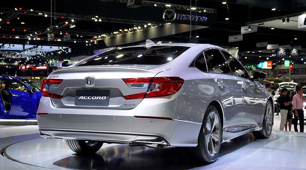 รูปลักษณ์ใหม่ของ All New Honda Accord 2019 (G10) ที่สปอร์ตยิ่งขึ้น 1