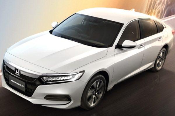 รูปลักษณ์ใหม่ของ All New Honda Accord 2019 (G10) ที่สปอร์ตยิ่งขึ้น