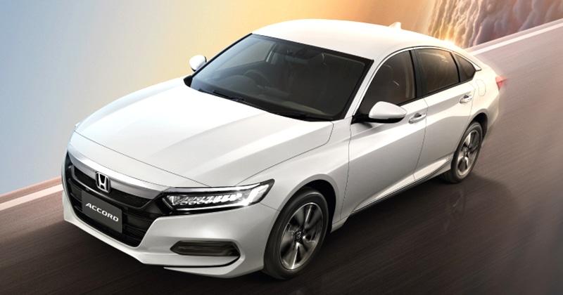 All-New Honda Accord2019