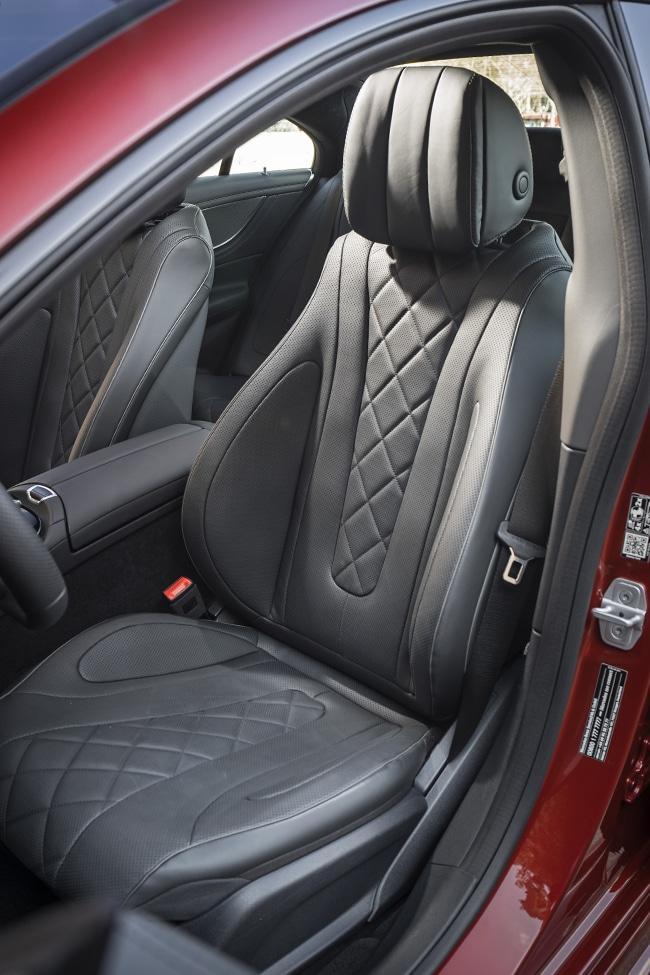 ระบบความปลอดภัยMercedes-Benz CLS