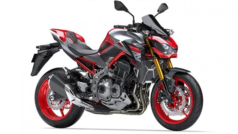 ราคา ตารางผ่อนดาวน์ Kawasaki Z900 และ Z900SE ปี 2019-2020 4