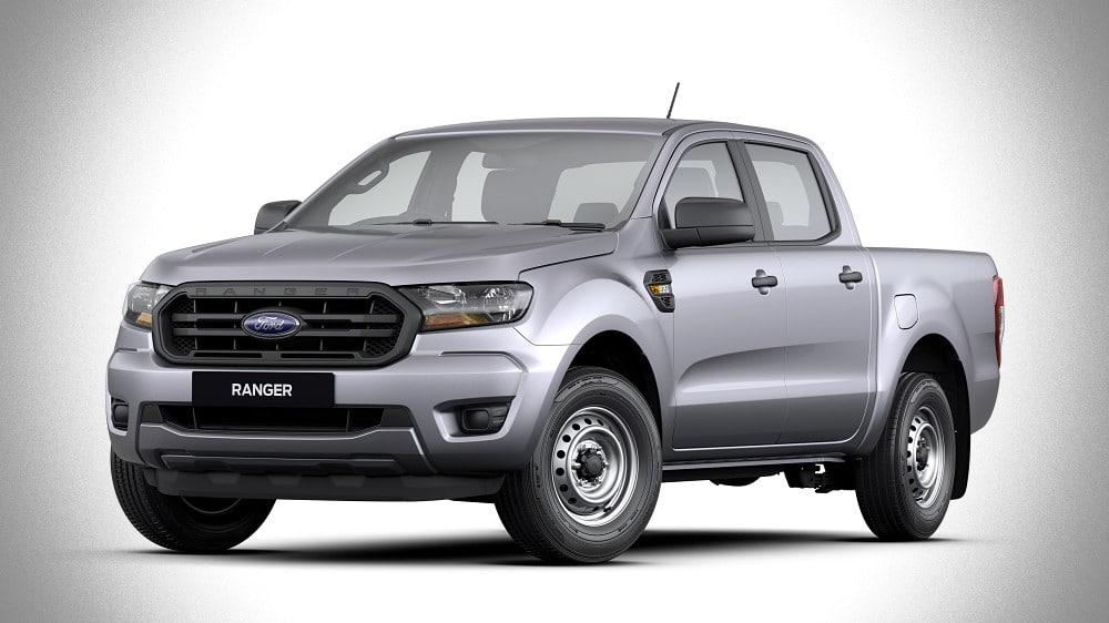 Ford Ranger 2019 สี่ประตู