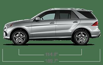 ตัวรถ Mercedes-Benz GLE S 2019