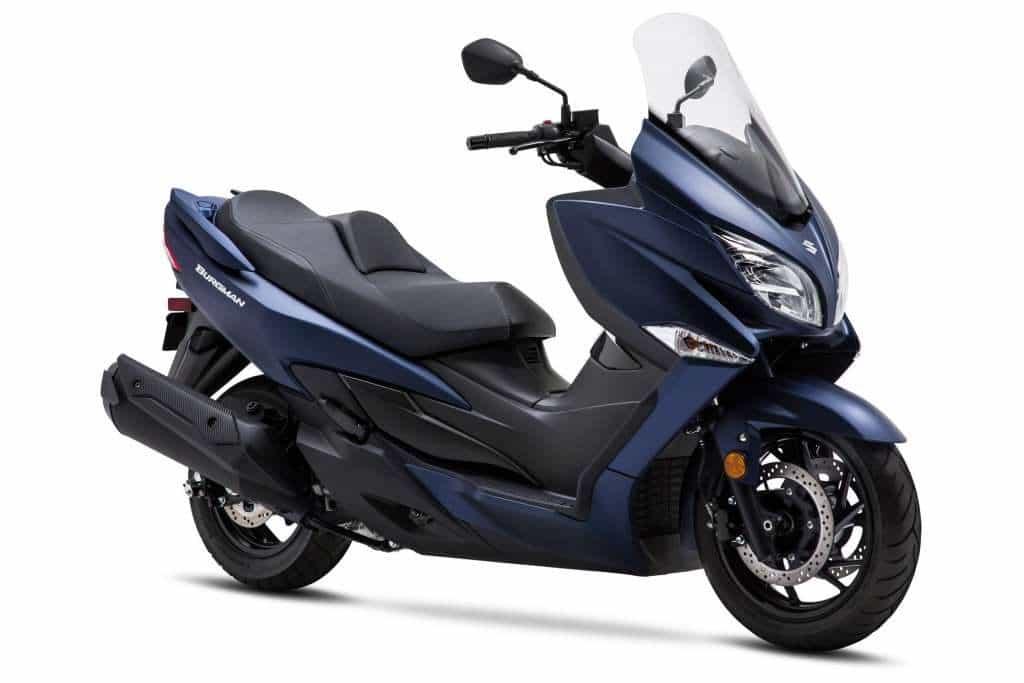 รีวิว สเปคข้อมูล Suzuki Burgman 400 ABS 1