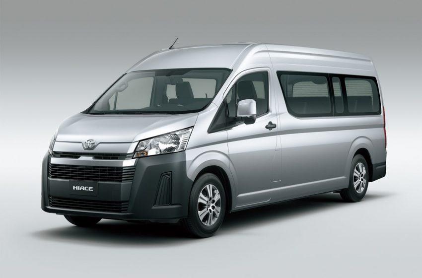 All-new Toyota Commuter พร้อมจำหน่ายวันที่ 11 มิถุนายน 2562 นี้