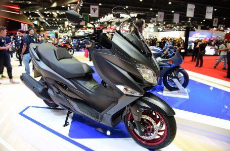 รีวิว สเปคข้อมูล Suzuki Burgman 400 ABS