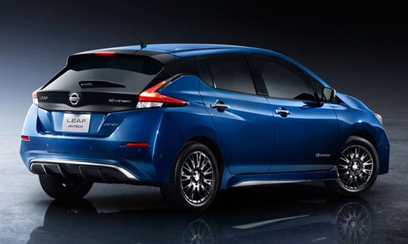 Nissan Leaf Autech กับคอนเซ็ปสวยดุ พร้อมขายแล้วประเทศญี่ปุ่นในเดือนมิถุนายน 3