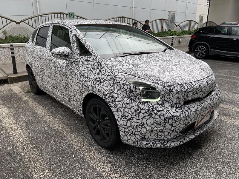Honda เตรียมเปิดตัว New Honda Jazz ในปลายปี 2019 นี้ 1
