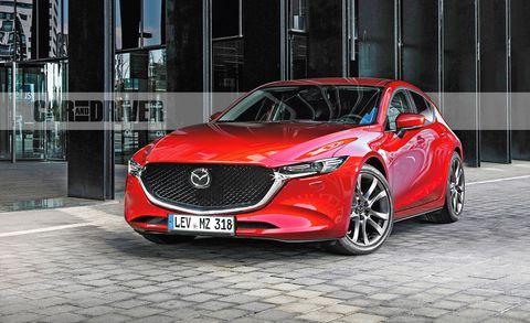 พบกับ All-new Mazda3 2020 ในเวอร์ชั่นญี่ปุ่นทั้ง 8 สี สีไหนน่าซื้อกว่ากัน? 1