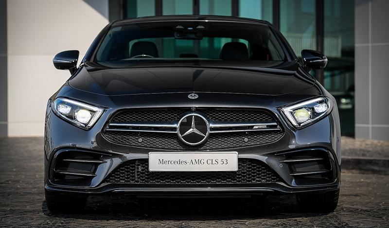 ข้อมูล Mercedes-benz AMG CLS 53 4MATIC+ ราคาตารางผ่อน-ดาวน์