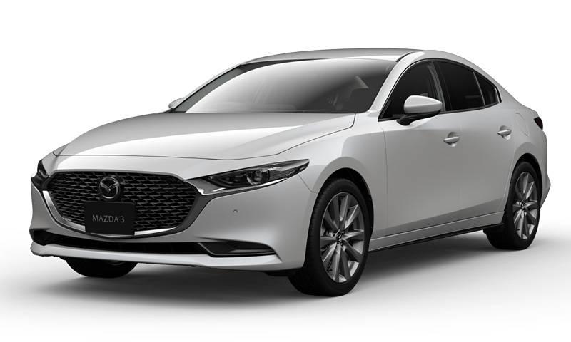 พบกับ All-new Mazda3 2020 ในเวอร์ชั่นญี่ปุ่นทั้ง 8 สี สีไหนน่าซื้อกว่ากัน? 4