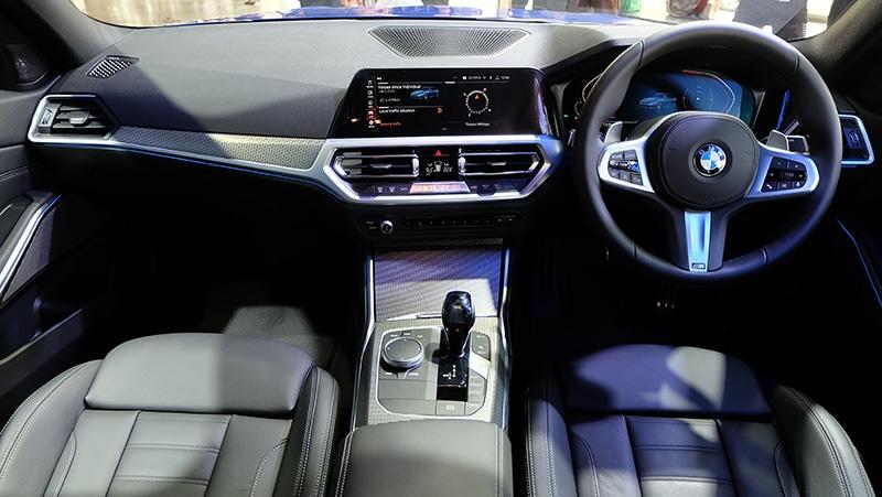 All-new BMW 330i M Sport (G20) 3.359 ล้านบาท ดีไซน์สุดล้ำทันสมัย 1