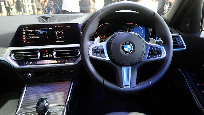 All-new BMW 330i M Sport (G20) 3.359 ล้านบาท ดีไซน์สุดล้ำทันสมัย 2