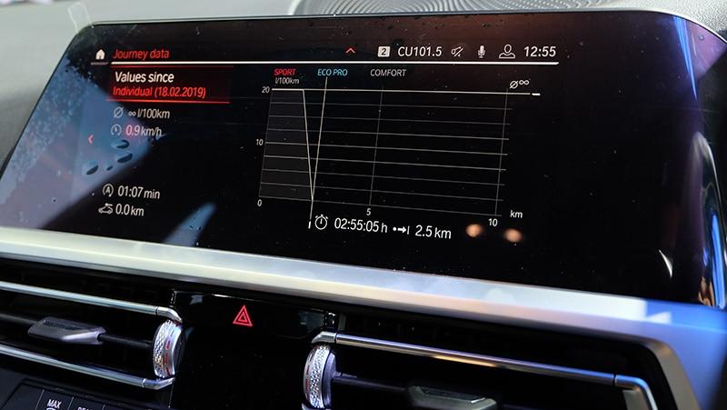 All-new BMW 330i M Sport (G20) 3.359 ล้านบาท ดีไซน์สุดล้ำทันสมัย 18