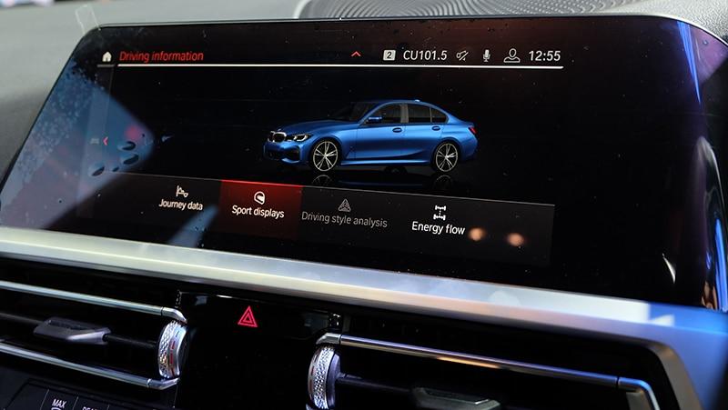 All-new BMW 330i M Sport (G20) 3.359 ล้านบาท ดีไซน์สุดล้ำทันสมัย 19