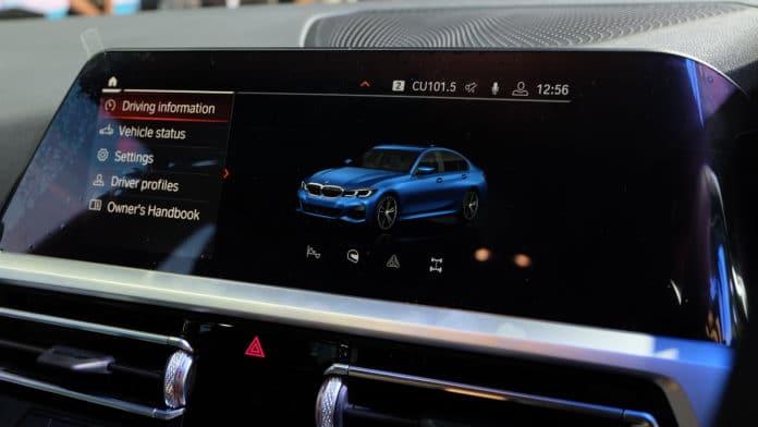 All-new BMW 330i M Sport (G20) 3.359 ล้านบาท ดีไซน์สุดล้ำทันสมัย 24