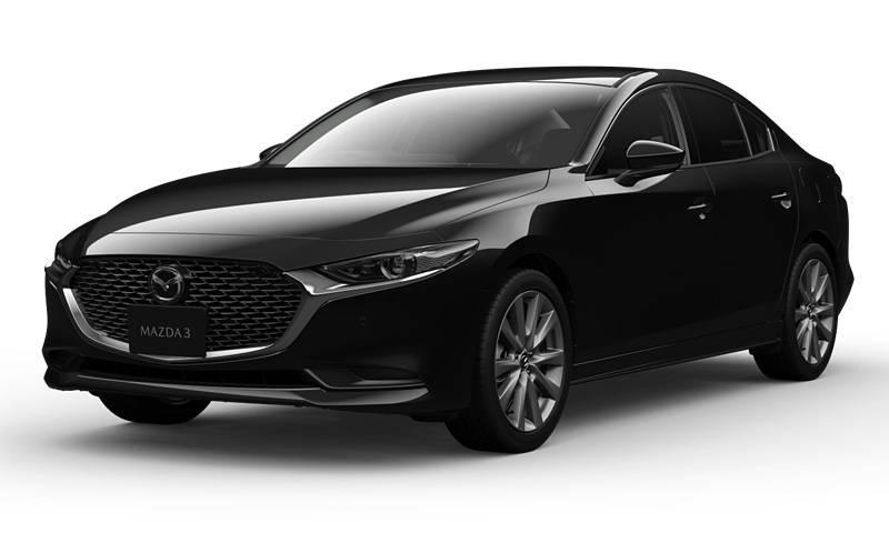 พบกับ All-new Mazda3 2020 ในเวอร์ชั่นญี่ปุ่นทั้ง 8 สี สีไหนน่าซื้อกว่ากัน? 5