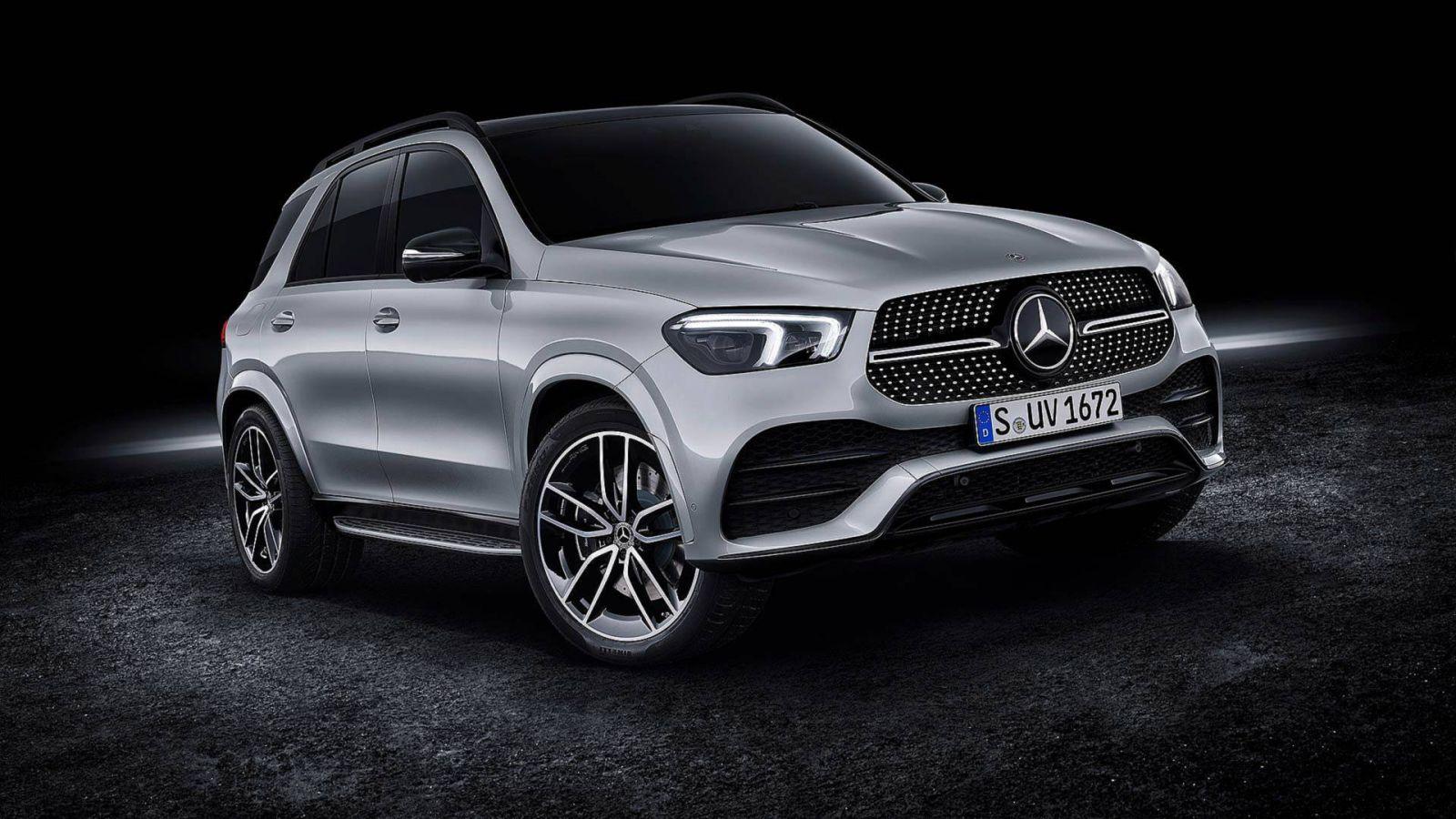 รูปโฉม Mercedes-Benz GLE S 2019