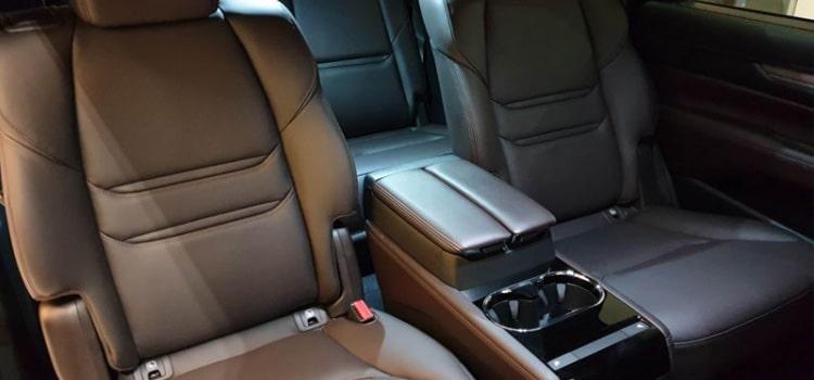 เบาะแถว2 Mazda CX-8