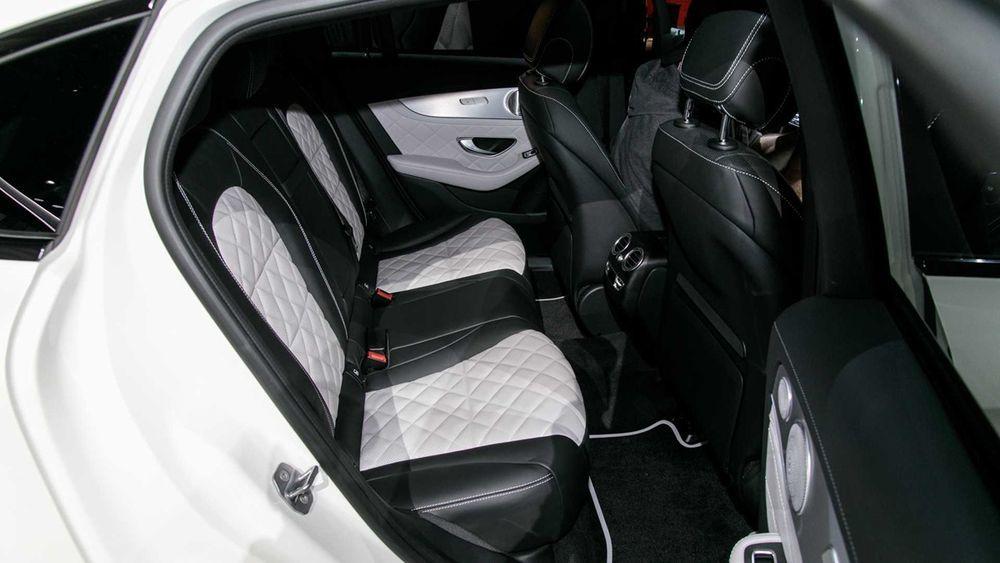 เบาะลังMercedes-Benz GLC Coupe