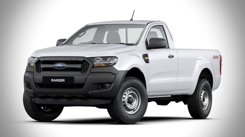 Ford Ranger 2019 สองประตู