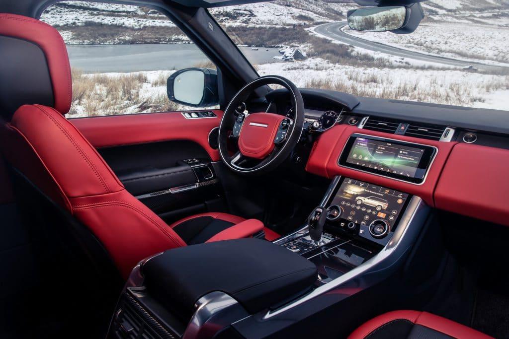 Range Rover Sport HST SUV 6