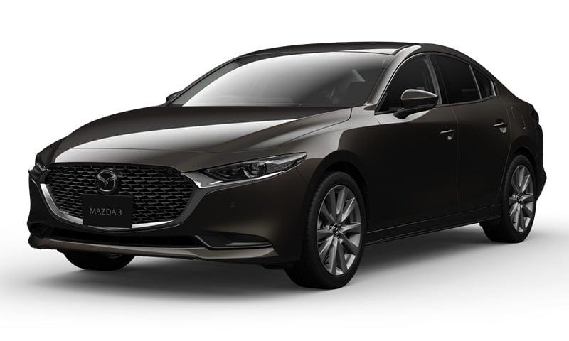 พบกับ All-new Mazda3 2020 ในเวอร์ชั่นญี่ปุ่นทั้ง 8 สี สีไหนน่าซื้อกว่ากัน? 6