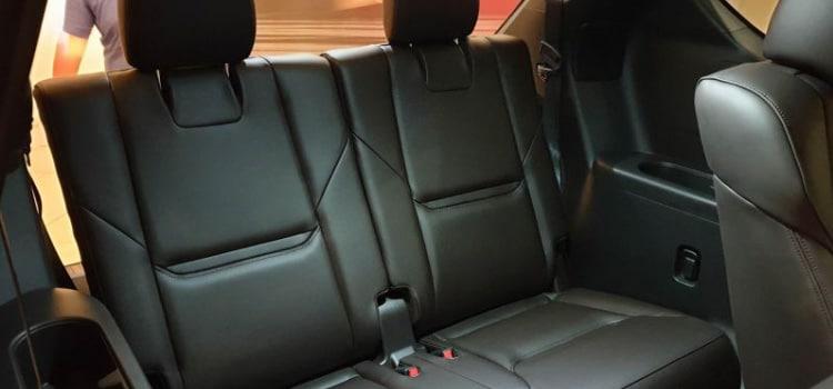 เบาะแถว3 Mazda CX-8
