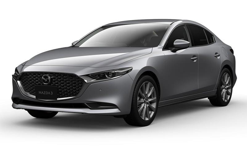 พบกับ All-new Mazda3 2020 ในเวอร์ชั่นญี่ปุ่นทั้ง 8 สี สีไหนน่าซื้อกว่ากัน? 8