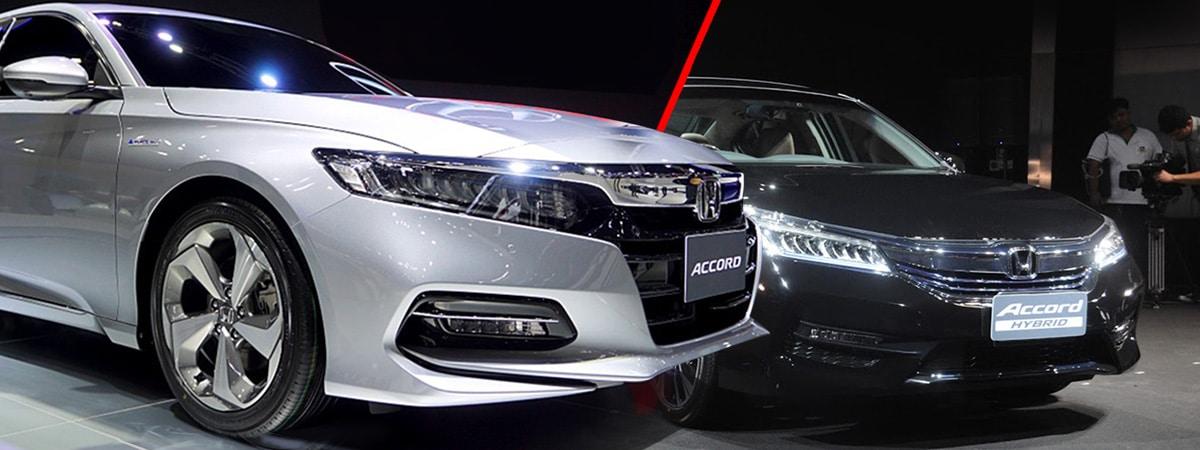 ดีไซล์ All-New Honda Accord