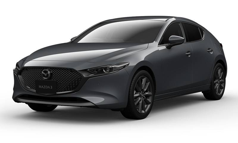 พบกับ All-new Mazda3 2020 ในเวอร์ชั่นญี่ปุ่นทั้ง 8 สี สีไหนน่าซื้อกว่ากัน? 9
