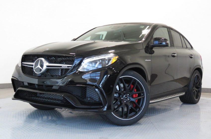 ใหม่ Mercedes-Benz GLE S 2019 กับระบบสุดไฮเทค