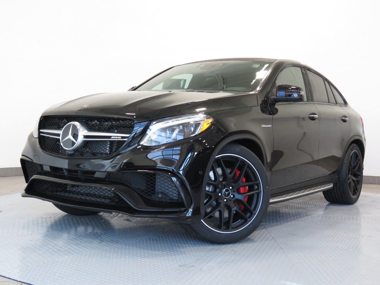 Mercedes-Benz GLE S 2019