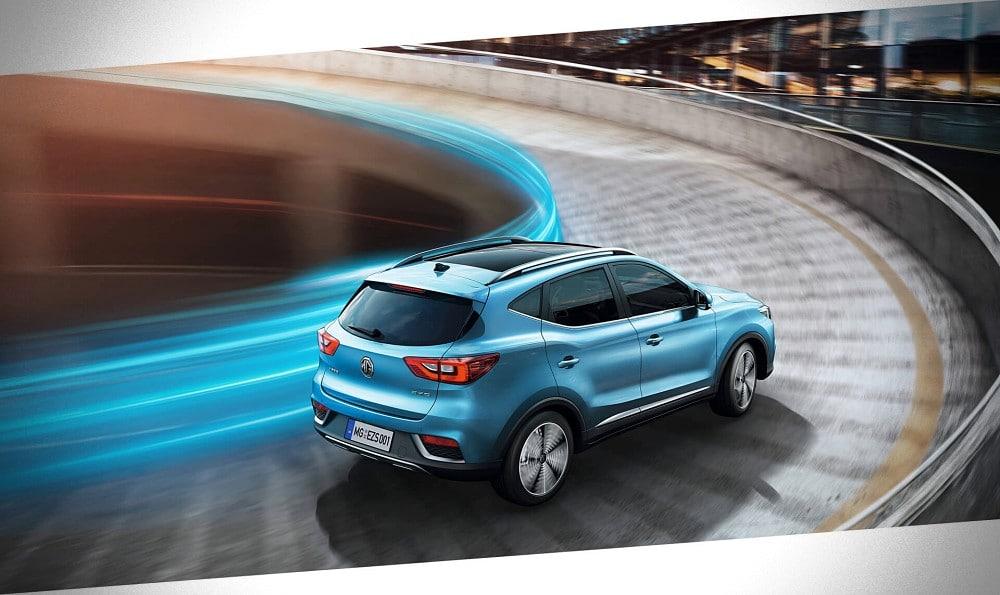 MG EZS 2019 รถยนต์ไฟฟ้า 100%