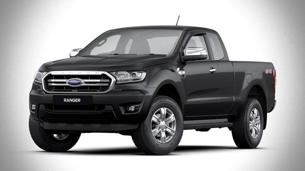 Ford Ranger 2019 แคป