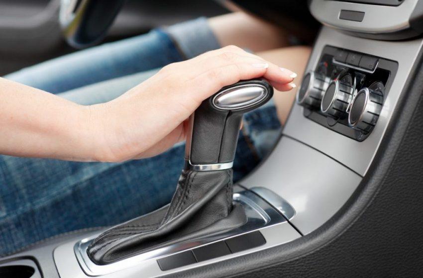 ข้อควรที่ต้องรู้ ในการใช้รถระบบเกียร์ออโต้ ให้ถูกต้องและปลอดภัย 1