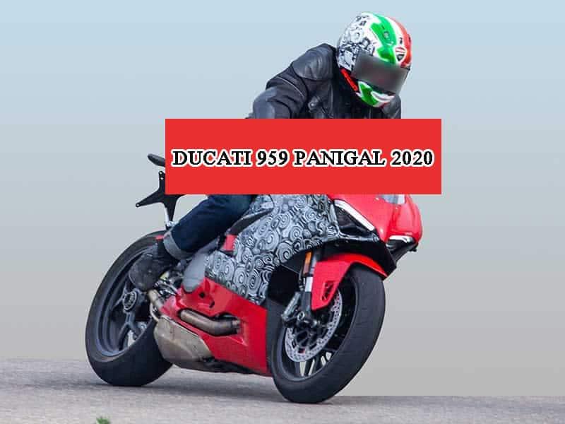 Ducati 959 Panigal 2020