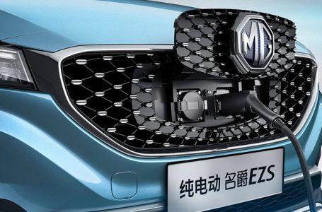MG จะปล่อยรถยนต์ไฟฟ้ารุ่น EZS 2019 ในวันที่ 20 มิถุนายนนี้ ราคาไม่เกิน 1.5 ล้านบาท