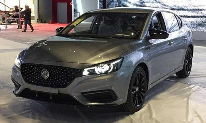 ใหม่ MG6 2019 พร้อมชุดแต่งสุดเข้มเผยโฉมที่งาน Auto Shanghai 2019