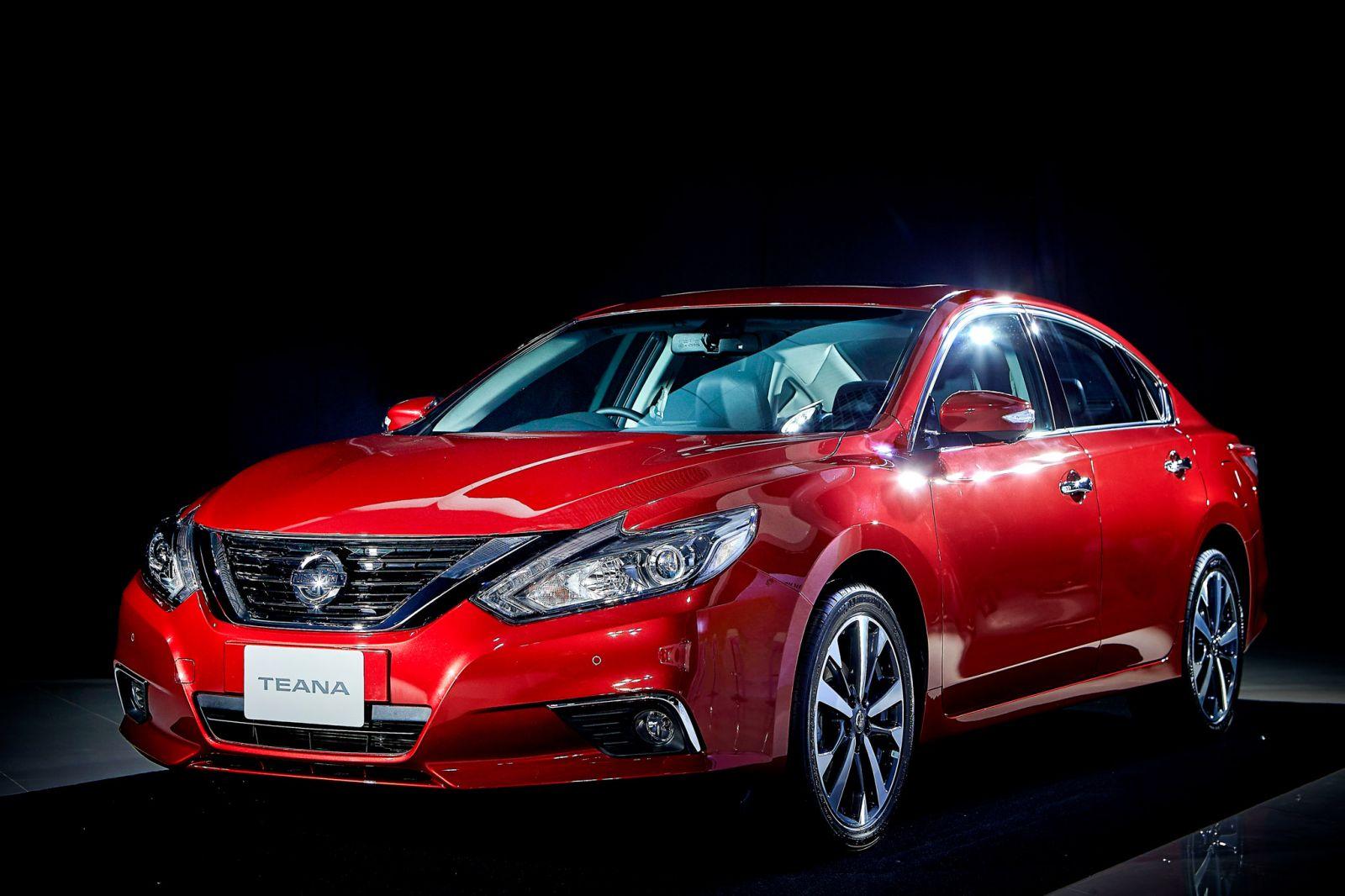 New Nissan Teana2019