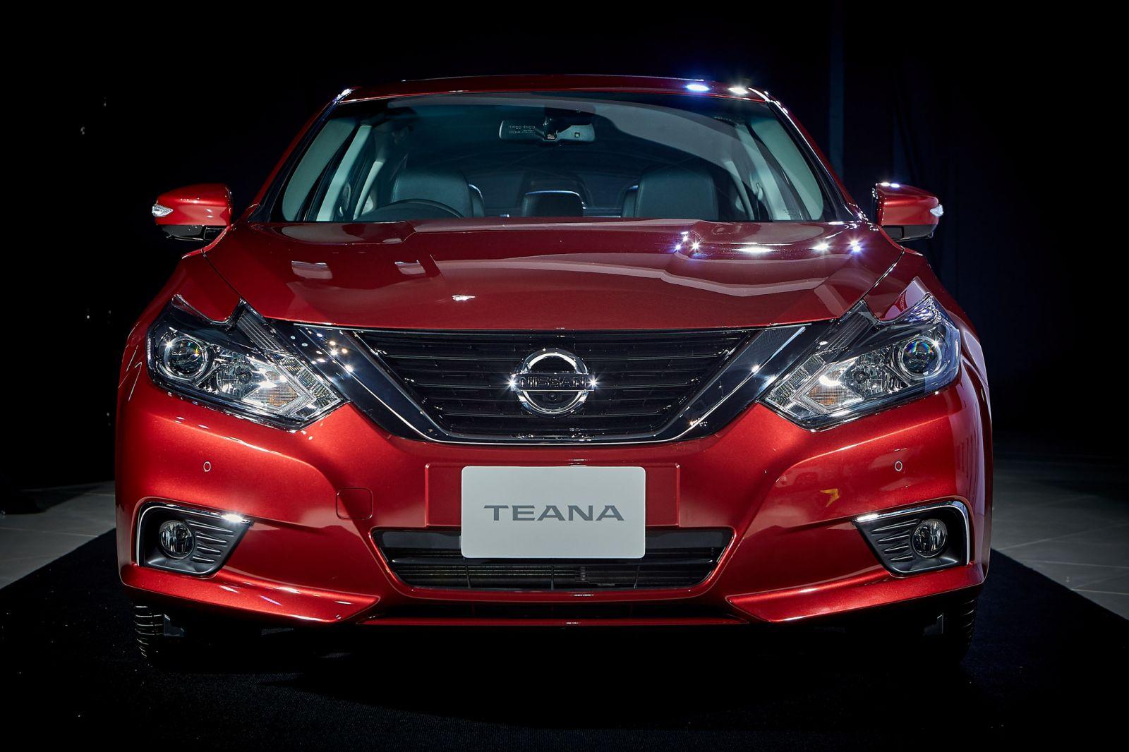 New Nissan Teana 2019