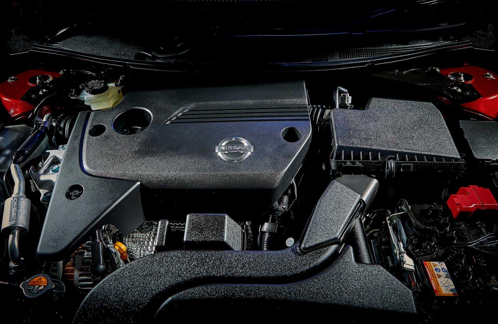 เครื่องNew Nissan Teana