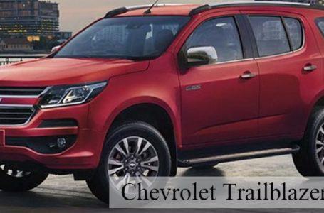 โฉมใหม่ Chevrolet Trailblazer 2019 สเปคข้อมูล และราคา ตารางผ่อนดาวน์
